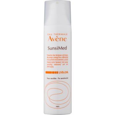 Avène Sun Sensitive schützende Emulsion für empfindliche bis allergene Haut hoher UV-Schutz