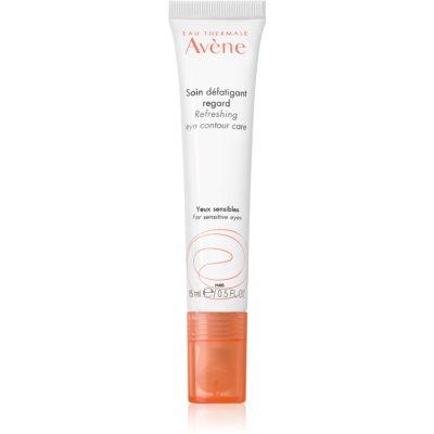 crema refrescante para el contorno de ojos para pieles sensibles