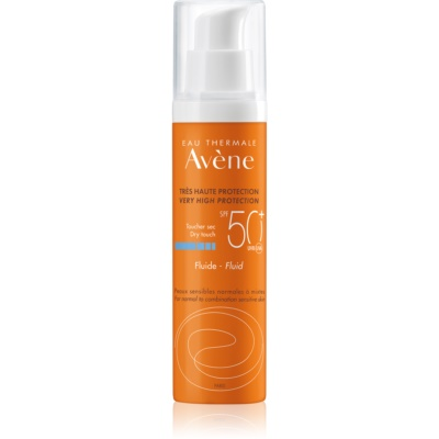 Sunscreen Fluid for Normal to Combination Skin SPF 50+
