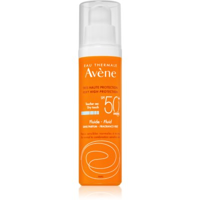 Avène Sun Sensitive protective fluid SPF 50+
