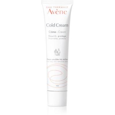 Avène Cold Cream Kräm För mycket torr hud