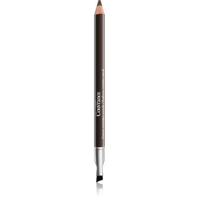 lápiz corrector para cejas con pincel