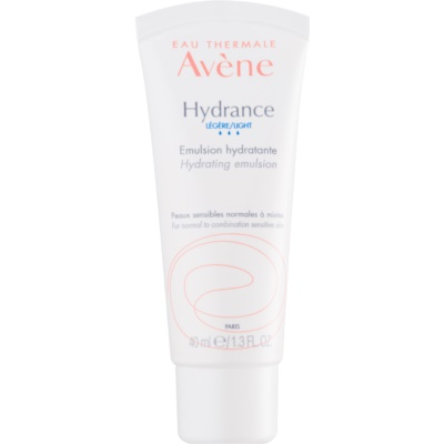 Hydrating Emulsion For Normal To Combination Sensitive Skin