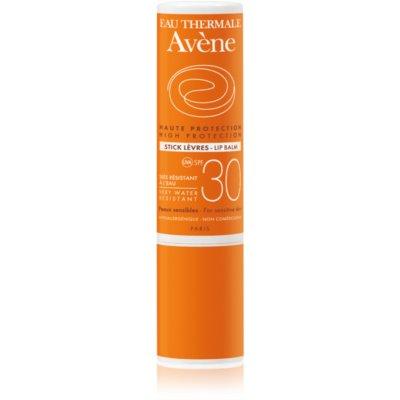 Avène Sun Sensitive Skyddande  läppbalsam  SPF 30