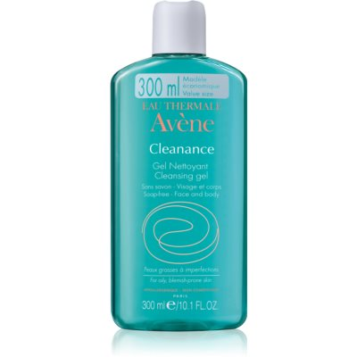 Avène Cleanance gel nettoyant pour peaux à problèmes, acné