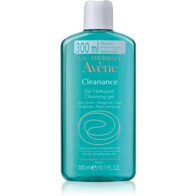 Avène Cleanance gel de limpeza para pele problemática, acne