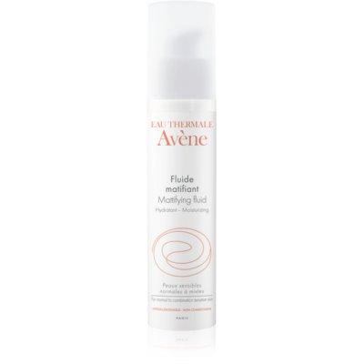 Avène Skin Care Mattifierande vätska för normal- och blandhud