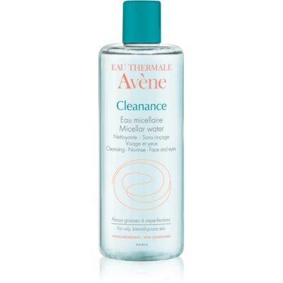 agua micelar limpiadora para pieles problemáticas y con acné