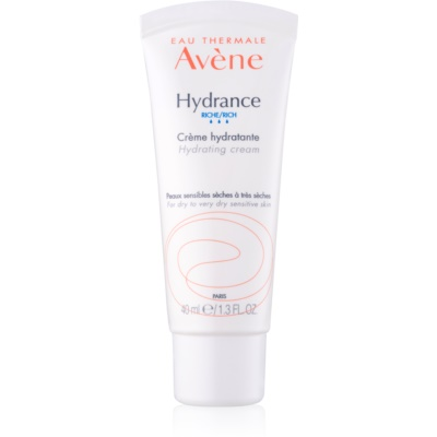 Avène Hydrance hidratantna krema za suhu i vrlo suhu kožu lica