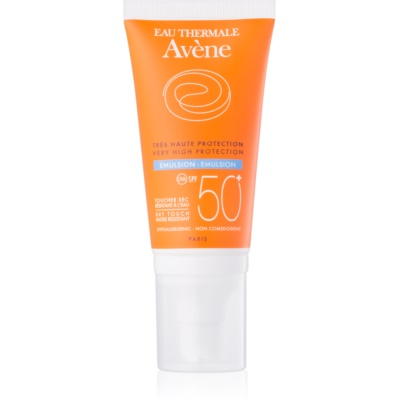 Avene Sun Sensitive Emulsion For Sunbathing SPF 50+