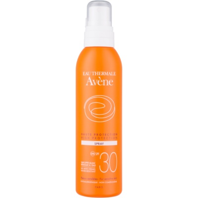 spray protecteur SPF 30