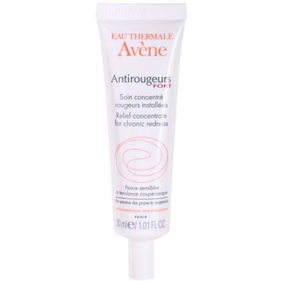 traitement concentré pour peaux sensibles sujettes aux rougeurs