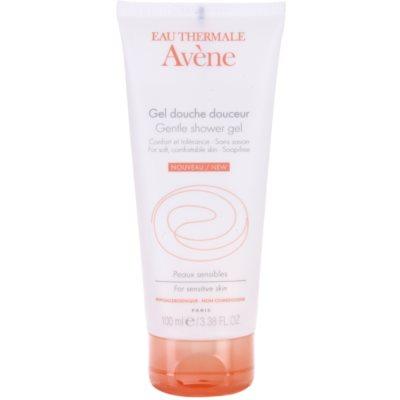 Avène Body Care gel douche doux pour peaux sensibles