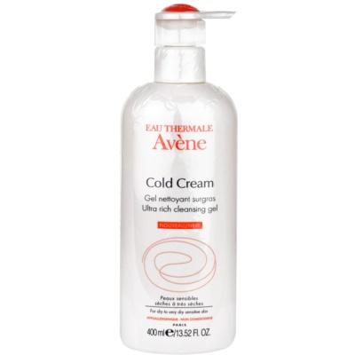 почистващ гел  за много суха кожа