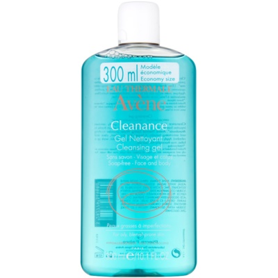 Avène Cleanance почистващ гел  за проблемна кожа, акне