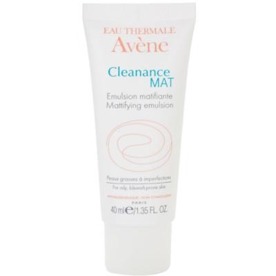 Avène Cleanance Mat émulsion matifiante pour réguler le sébum