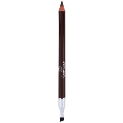 коректуючий олівець для брів зі щіточкою