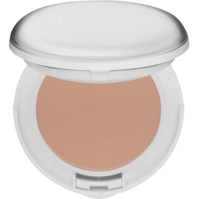 kompaktní make-up pro suchou pleť