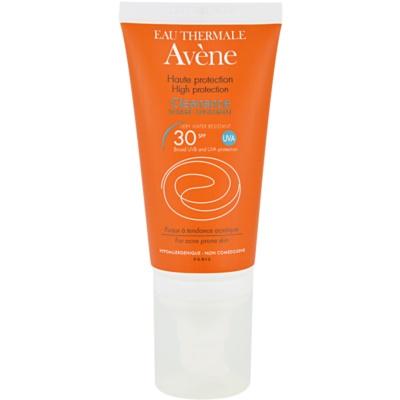 сонцезахісний засіб для проблемної шкіри SPF 30