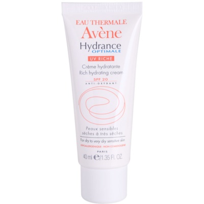Hydrating Cream For Dry Skin SPF 20