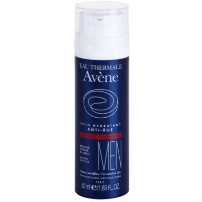 crème hydratante anti-âge pour peaux sensibles