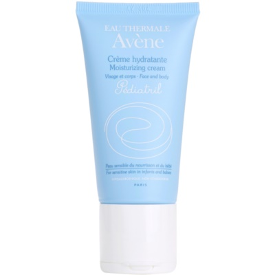 hydratační krém pro citlivou pokožku