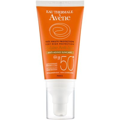 Avène Sun Anti-Age Anti-Wrinkle Facial Sunscreen SPF 50+