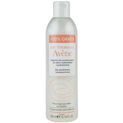 Avène Skin Care lozione detergente viso per pelli intolleranti