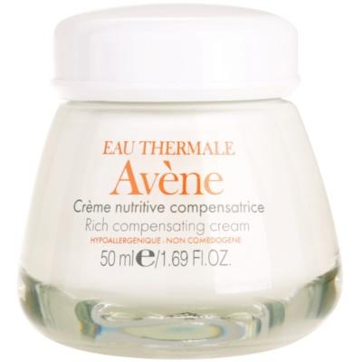 crème nourrissante pour peaux sensibles