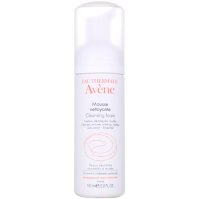 Cleansing Foam For Normal To Mixed Skin