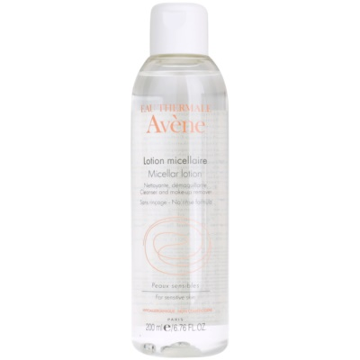 eau micellaire pour peaux sensibles