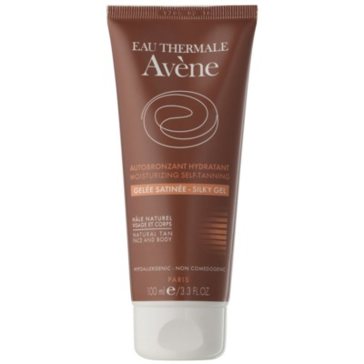Avene Sun Self Tanning Self Tan Gel For Face And Body