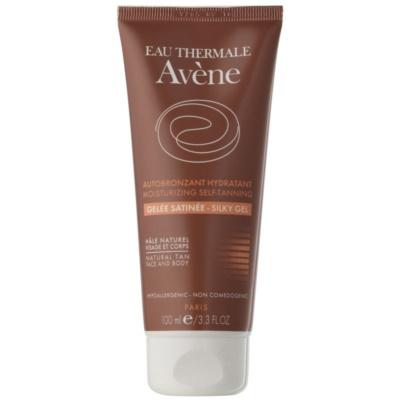 Avène Sun Self Tanning gel autobronzeador para rosto e corpo