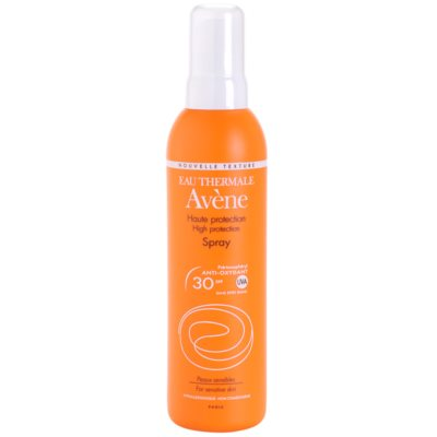 spray de proteção SPF 30
