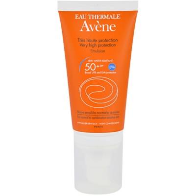 Emulsion For Sunbathing SPF 50+