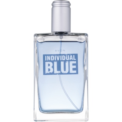 Avon Individual Blue for Him Eau de Toilette voor Mannen