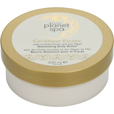 Radiance Body Cream With Extracts Of Pearl And Seaweed