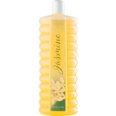 espuma de banho com aroma de jasmim