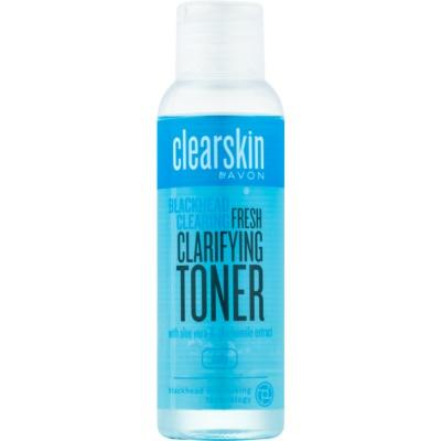Avon Clearskin Blackhead Clearing καθαριστικό νερό προσώπου κατά των μαύρων κουκίδων