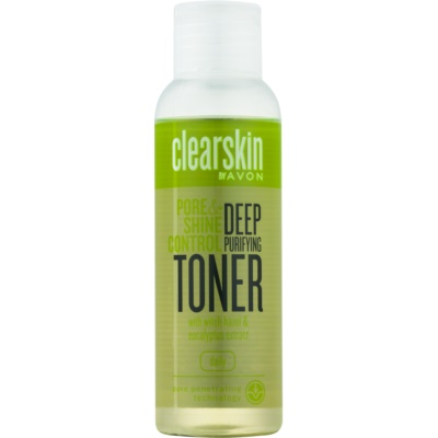 Deep Cleansing Facial Toner With Cooling Effect