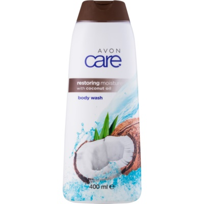 Moisturizing Shower Gel With Coconut Oil
