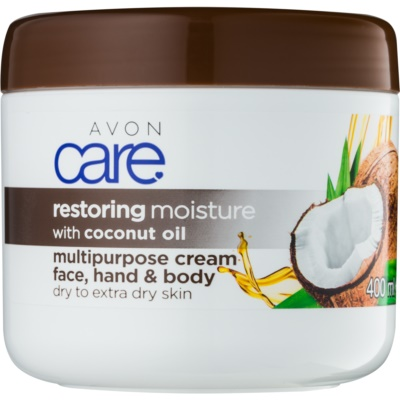 Face and Body Moisturizer With Coconut Oil