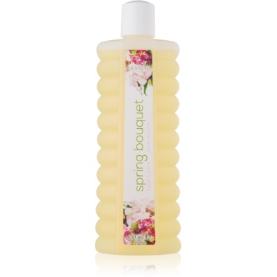 Bubble Bath with Spring Flower Scent