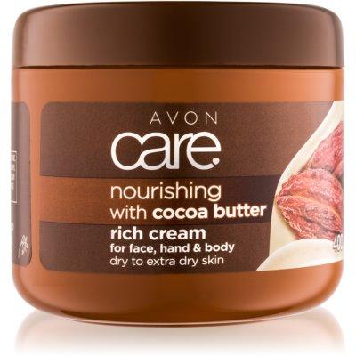 Avon Care crème universelle au beurre de cacao
