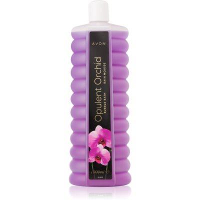 pena za kopel z vonjem orhideje
