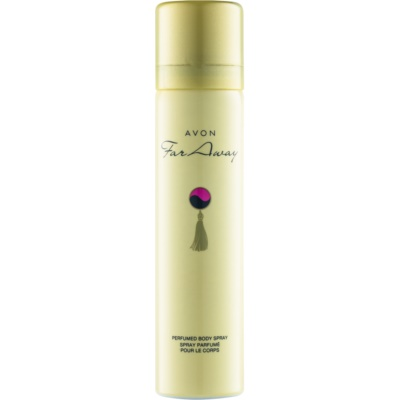 Body Spray for Women 75 ml