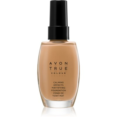 Soothing Foundation for a Matte Look