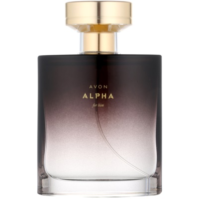 Avon Alpha For Him Eau de Toilette voor Mannen