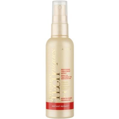 spray rigenerante con cheratina