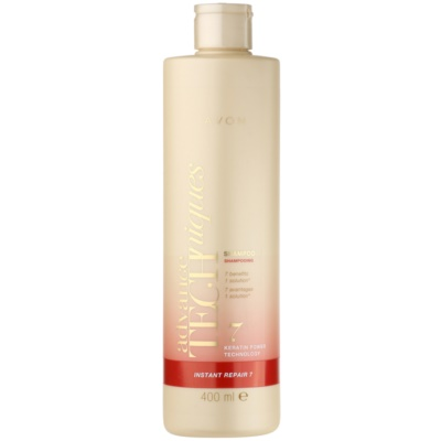 Renewing Shampoo with Keratin for Damaged Hair